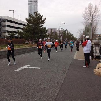 【臨時営業のお知らせ】2月18日(日)は泉州国際市民マラソンのエイドを務めます!