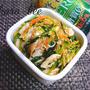 作りおきにも◎正月太りリセットレシピ♪ささみと三つ葉の和風柚子胡椒ナムル