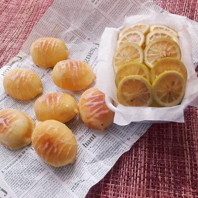 大好き☆レモンケーキ♪すりおろしレモン