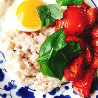 トマトのクミン炒め