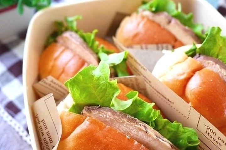 お花見弁当にオススメ!野菜がたっぷり&見た目華やか「パン&サンドイッチレシピ」集の画像6