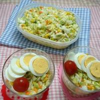 デリ風コールスローサラダ【簡単・作り置き・お弁当・常備菜・節約】