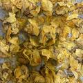 鶏モモ肉のポテトチップオーブン焼き