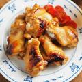 肉を柔らかくする調味料 、 手羽元のはちみつタバスコ焼き