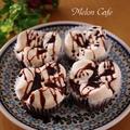ホットケーキミックス(HM)でつくる、簡単スモアのチョコレートケーキ by めろんぱんママさん