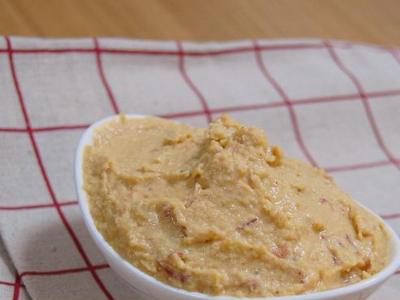 >コンビーフ入りひよこ豆のペースト by Sachiさん