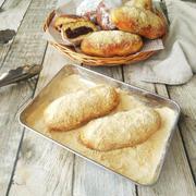 きな粉揚げパン&あんドーナツ