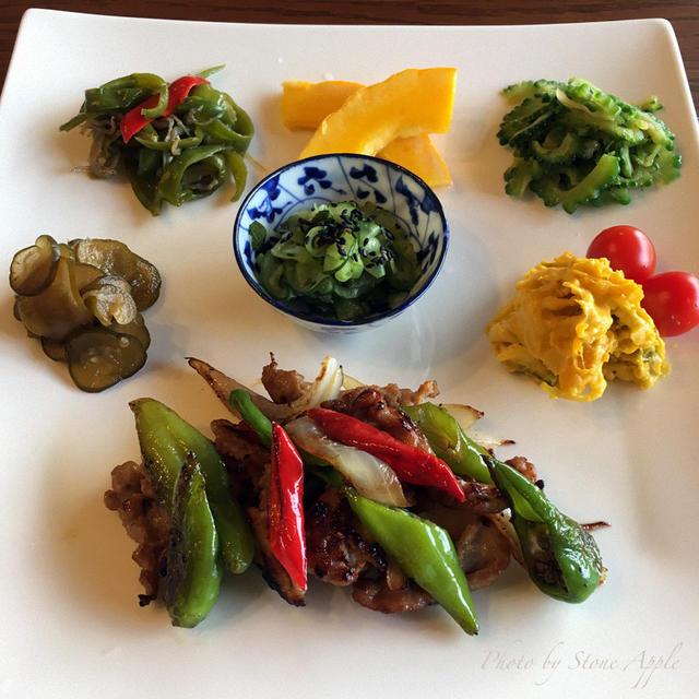北陸の寺町に無農薬野菜をふんだんに使った隠れ家カフェ出現 ふたたび!