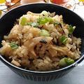 旬のレンコンで♪麺つゆで簡単!レンコンとひじきの炊き込みご飯 by TOMO(柴犬プリン)さん
