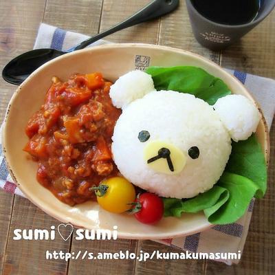 トマト缶で♥生姜で温活トマトカレー♥Nicoちゃん200