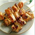 BBQ☆《鶏むね肉でねぎま&ジューシー鶏手羽元チューリップ》☆株式会社アマタケの『南部どり』
