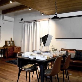 【撮影✖️ESSE 】お気に入りの仕事場#キッチンスタジオ#ウッドワン