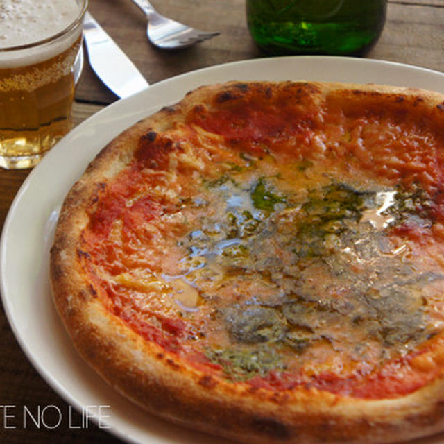 『レシピ』ピザ・マルゲリータ