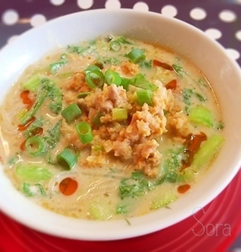 低カロリーなのにお腹満足!春雨スープダイエット