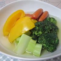 和ポトフ ウインナーと野菜のさっと煮