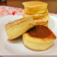 【モニター朝ごはん】Pie&Pancake