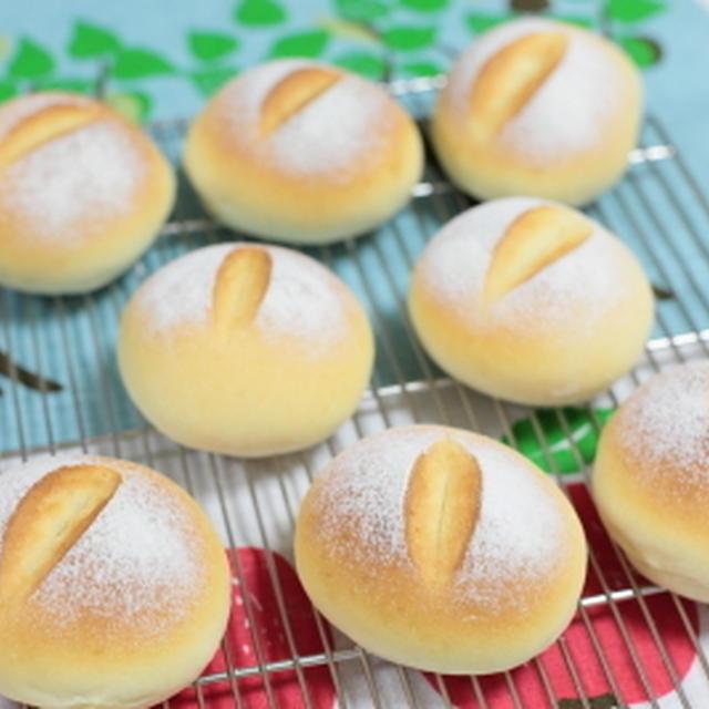 ・パン用米粉の福盛シトギミックス20Aで!美味しい米粉の丸パン