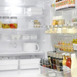 家事が楽になる!冷蔵庫をすっきり&キレイにする収納アイデア