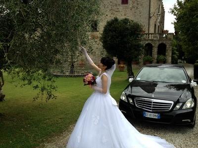 オリーブの丘で結婚式