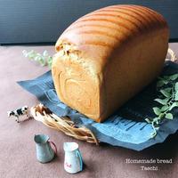 ヨーグルト酵母 黒糖珈琲山食パン