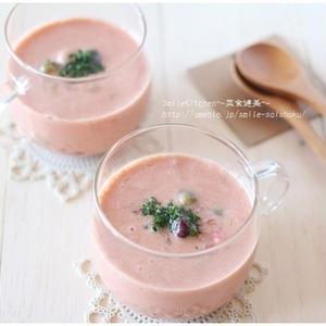 野菜の栄養がしっかり摂れる!火を使わずに作る冷たいスープ