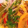 [スパイスとレモンの上手な組み合わせ] 〜モロッコ風鶏肉と野菜のタジン クスクス添え〜