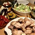 忙しい時の放ったらかしレシピ ハーブソルトのグリルチキンと焼き野菜