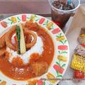 横浜ズーラシアで世界10大美食に選ばれたアフリカ料理「ムアンバライス」サバンナテラス