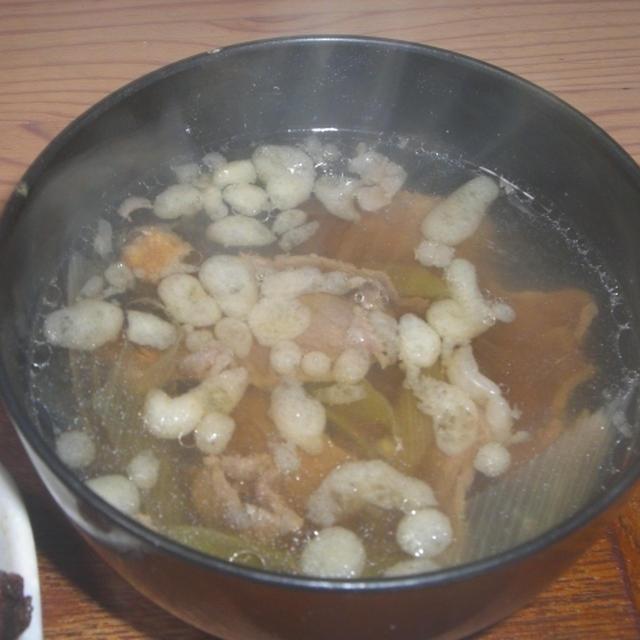 肉 吸い レシピ