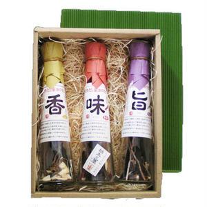 日本各地の厳選したダシ素材が瓶に入っているので、いつもの醤油を入れて待つだけで「だし醤油」に早変わり...