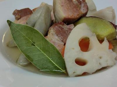 >塩豚と根菜のポトフ by shimaさん