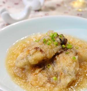 はふはふ美味しい『牡蠣のおろし煮』