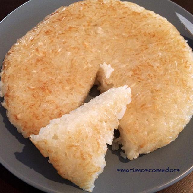 バイ コー クティ(カンボジアのもち米おやつ)