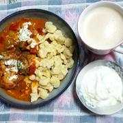 ハンガリーの味‼チルケパプリカーシュ