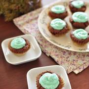 《バレンタインに!JKが喜ぶ可愛い◎ミントクリームのチョコカップケーキ》とメイとバナナのおもちゃ続き