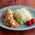 鶏胸肉とカンタン酢でチキン南蛮!