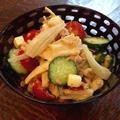 切り干し大根とツナのサラダ~らっきょうをきかせて。 by Cookpan DA しまゆきさん