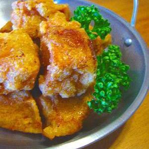 まるでお肉!高野豆腐のジューシー揚げ物
