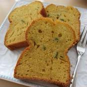 かぼちゃ・シナモンのパウンドケーキ