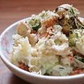 ひと味違った レシピを大公開!「塩昆布入り 和風ポテトサラダ」