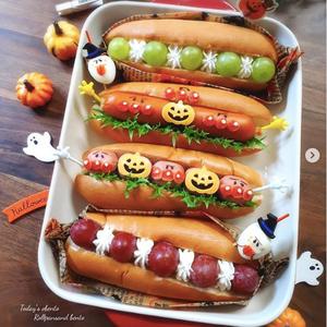 可愛すぎ♪今すぐマネしたい「#ハロウィン弁当」のアイデア