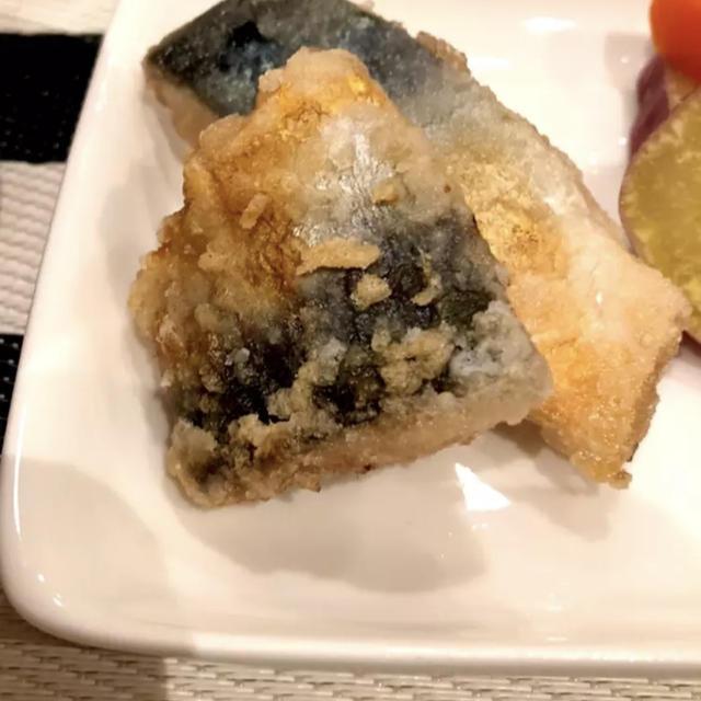 青魚をおいしく!鯖の竜田揚げ