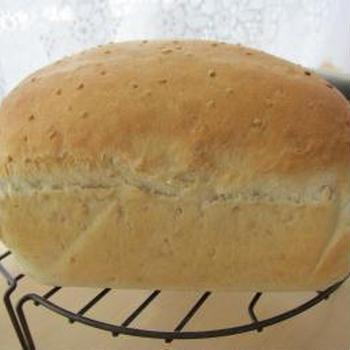 白ごまミニ食パン