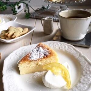 人気再燃!「濃厚チーズケーキ」を手作りしてみませんか?