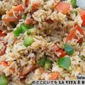 Salade de riz ライスサラダ