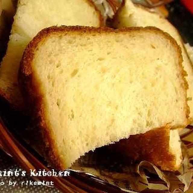 シロップ煮の生姜で『ジンジャーミルクパン』