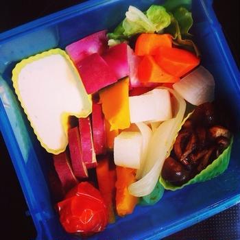 温野菜BENTO ヨーグルトソース