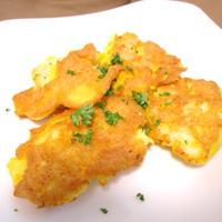 【レポ】出張個人レッスン/こんがりチーズ 鶏ささみの一口ピカタ