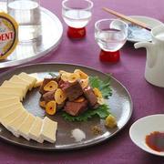 刺身カマンベールチーズ!「おうちパーティーのとっておきテーブル」提案中!