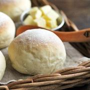 ほわほわ、白パン
